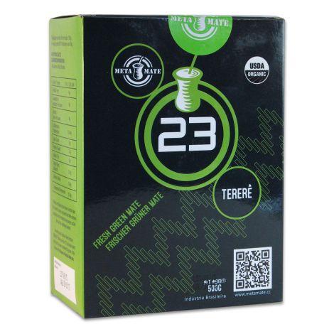 Bio Mate Tee - META MATE 23 Tereré 500g vacuumverpackt - Mate Tee aus Brasilien